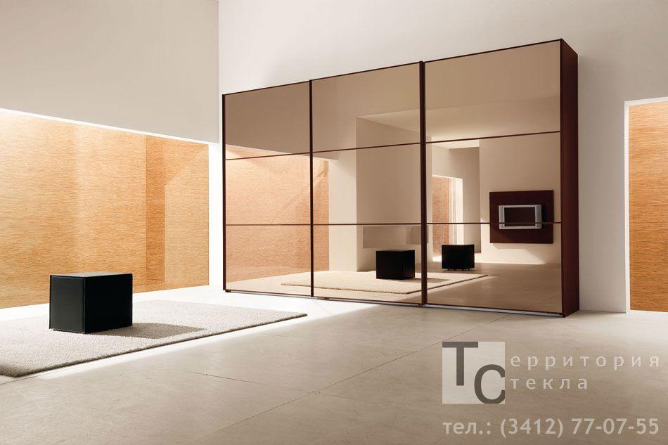 """Зеркало для шкафа-купе ооо """"уск"""" - стекло в ижевске, мебель ."""